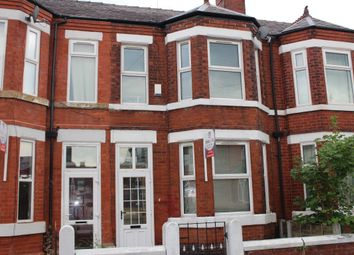 Thumbnail 4 bed property to rent in Hall Road, Manchester