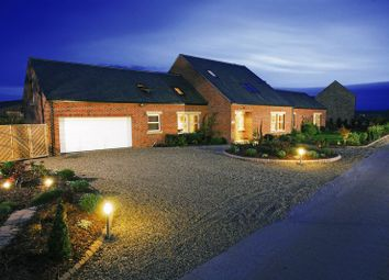 Thumbnail 5 bed detached house for sale in Whalton, Morpeth