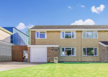 Thumbnail 4 bed semi-detached house for sale in Whitecross, Abingdon