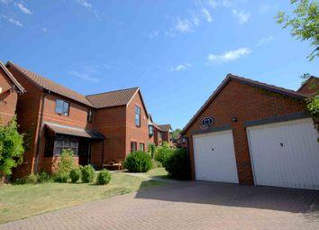 Thumbnail 4 bed detached house for sale in Bignell Croft, Loughton, Milton Keynes, Buckinghamshire