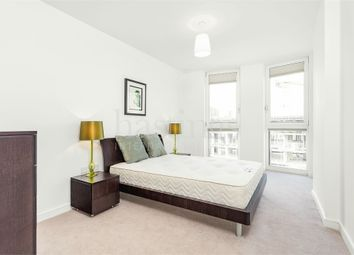 Thumbnail 2 bed flat to rent in 24 Cable Walk, Christchurch Way, London