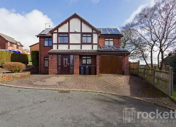 Thumbnail 4 bed detached house to rent in Radley Way, Werrington, Stoke On Trent
