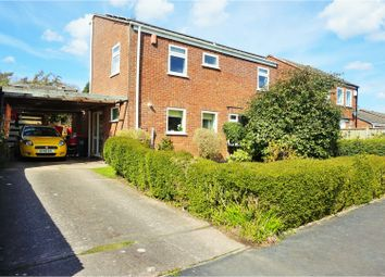 Thumbnail 3 bed detached house for sale in Drayton Way, Telford