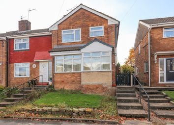 Thumbnail 3 bed end terrace house for sale in Beaver Close, Sheffield