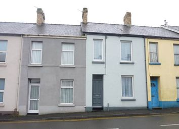 Thumbnail 3 bed terraced house to rent in Fountain Hall Terrace, Carmarthen