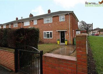 Thumbnail 3 bed semi-detached house for sale in Catshill Road, Brownhills, Walsall