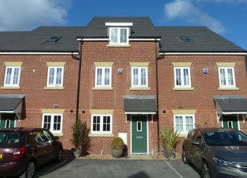 Thumbnail 4 bedroom mews house to rent in Hornbeam Close, Great Moor, Stockport, Cheshire