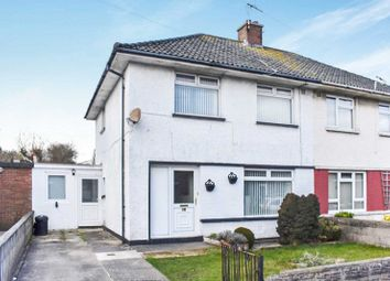 Thumbnail 3 bed semi-detached house for sale in Heol Fach, North Cornelly, Bridgend.