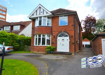 Thumbnail 4 bed detached house for sale in Primley Park View, Alwoodley, Leeds