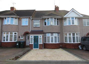 3 bed terraced house for sale in Gretna Road, Finham, Coventry CV3