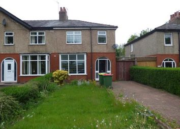 Thumbnail 3 bed semi-detached house for sale in The Boulevard, Preston, Lancashire