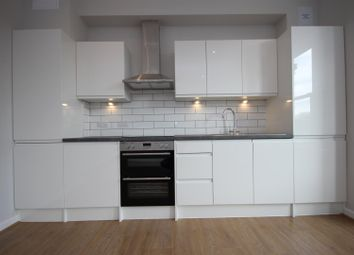 Thumbnail 1 bedroom flat to rent in Manor Park Road, London