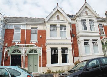 Thumbnail 3 bed terraced house to rent in Burleigh Park Road, Plymouth