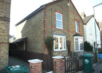 Thumbnail 2 bedroom semi-detached house to rent in Bremer Road, Staines, Middlesex