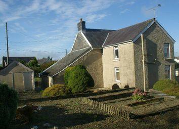 Thumbnail 3 bed detached house for sale in Rhos, Llandysul