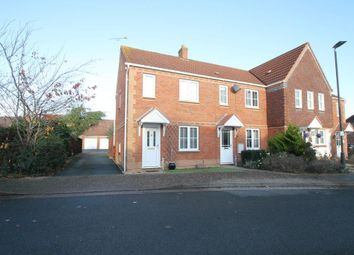 Thumbnail 2 bed end terrace house for sale in Graylag Crescent, Walton Cardiff, Tewkesbury