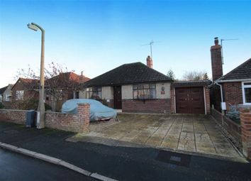 Thumbnail 2 bedroom detached bungalow for sale in Hill View Road, Swindon, Wiltshire