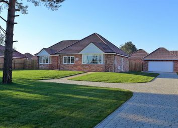 Thumbnail 3 bed detached bungalow for sale in Horncastle Road, Woodhall Spa