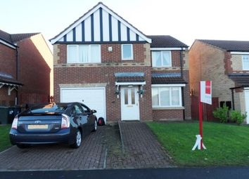 Thumbnail 4 bed detached house to rent in Holystone, Newcastle Upon Tyne
