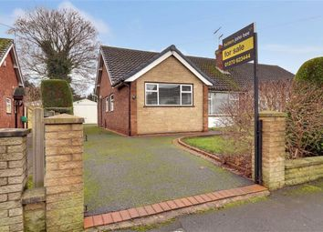 Thumbnail 3 bedroom semi-detached bungalow for sale in Highfield Drive, Nantwich