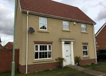 Thumbnail 3 bed detached house to rent in Topsfield, Great Cornard, Sudbury
