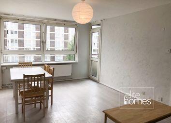 Thumbnail 3 bed flat to rent in Fermain Court West, De Beauvoir Road, London