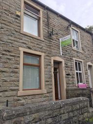 Thumbnail 2 bed terraced house to rent in York Street, Rossendale