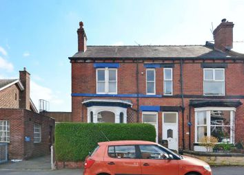 4 bed terraced house for sale in Marshall Road, Woodseats, Sheffield S8
