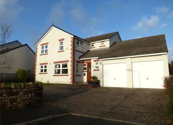 Thumbnail 4 bed detached house for sale in Eden Park, Kirkoswald, Penrith