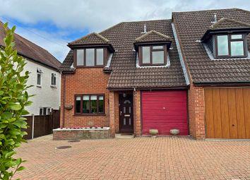 Straight Bit, Flackwell Heath, High Wycombe HP10. 4 bed semi-detached house