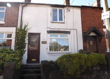 Thumbnail 1 bed cottage for sale in High Lane, Brown Edge, Stoke-On-Trent