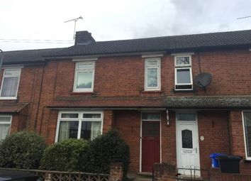 Thumbnail 3 bedroom terraced house to rent in Woodville Road, Ipswich