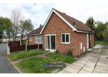 Thumbnail 2 bed bungalow to rent in Churchfield Close, Bentley, Doncaster