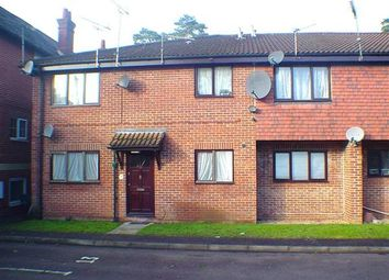 Thumbnail 1 bedroom flat to rent in Petersfield Road, Whitehill, Bordon