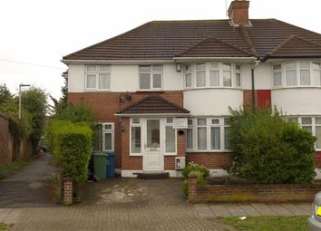 Thumbnail 8 bed semi-detached house for sale in Twyford Road, Harrow, Middlesex