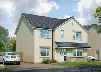 Thumbnail 4 bedroom detached house for sale in Alloa Park Drive Off Clackmannan Road, Alloa, Clackmannanshire