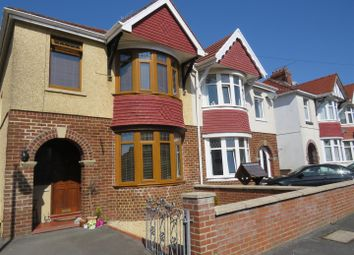 Thumbnail 3 bed semi-detached house for sale in Denham Avenue, Llanelli