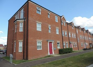 Thumbnail 2 bed flat to rent in Sandown Drive, Bourne, Lincolnshire