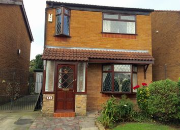 Thumbnail 3 bed detached house for sale in Sandbrook Way, Denton, Manchester