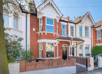 Thumbnail 4 bed terraced house for sale in Clonmore Street, Southfields, London