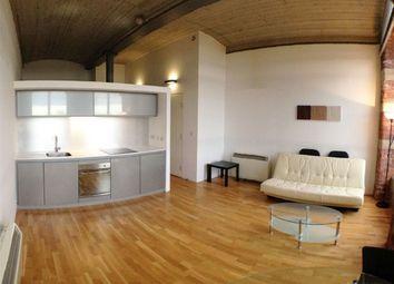 Thumbnail Studio to rent in Stunning Furnished Studio, Velvet Mill