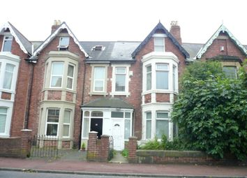 Thumbnail 6 bedroom detached house to rent in Rothbury Terrace, Heaton, Newcastle Upon Tyne