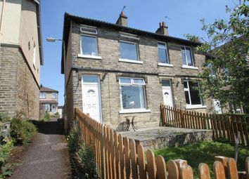 Thumbnail 2 bed terraced house for sale in Highfield Avenue, Brighouse