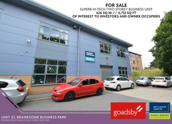 Thumbnail Industrial for sale in Bourne Valley Road, Poole