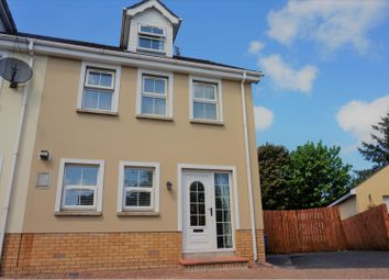 Thumbnail 3 bed end terrace house for sale in Sandale Park, Derry / Londonderry