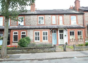 Thumbnail 3 bed terraced house for sale in Finchley Road, Hale, Altrincham