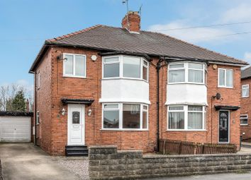 Thumbnail 3 bed semi-detached house for sale in Detroit Avenue, Whitkirk, Leeds