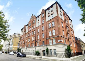Thumbnail 3 bed flat to rent in Boston House, Taunton Place, London