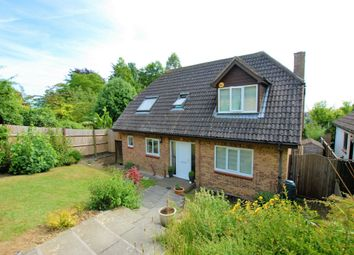 Thumbnail 3 bed detached house for sale in Turnpike Hill, Hythe
