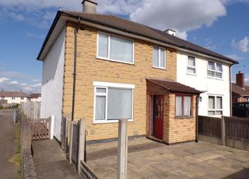 Thumbnail 3 bedroom semi-detached house for sale in Whitteney Drive North, Leicester, Leicestershire